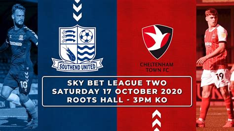 SALFORD VS BLUES - LIVE ON IFOLLOW - News - Southend United