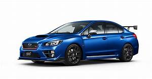 2017 Subaru Wrx S4 Ts Special Edition For Japan