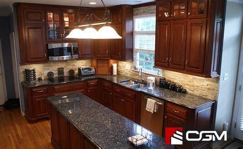 blue pearl classic granite kitchen countertops richmond