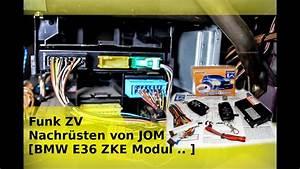 Rolladenmotor Nachrüsten Funk : funk zv nachr sten von jom bmw e36 zke modul youtube ~ Frokenaadalensverden.com Haus und Dekorationen