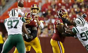 5 things we learned about Redskins in preseason win over Jets