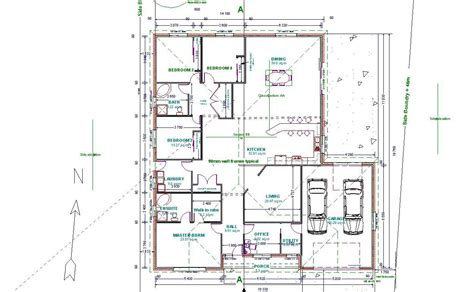 autocad  floor plan projects   pinterest autocad
