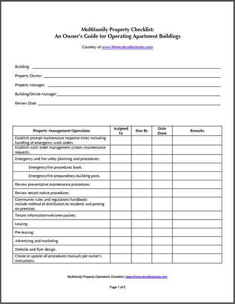 apartment maintenance forms apartment building maintenance checklist related keywords