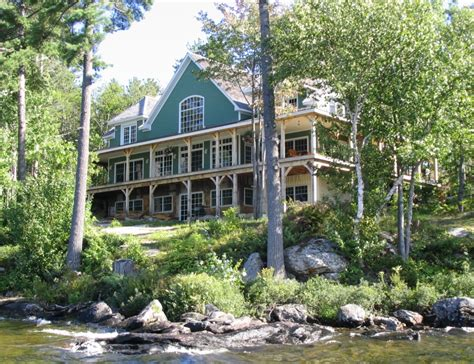 luxury cottage for sale muskoka parry sound luxury cottage real estate