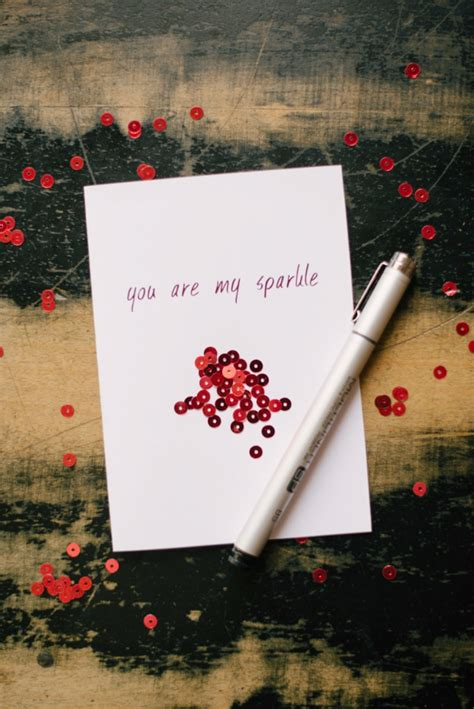 If so, you can simply tape them into the inside of the card or cut them into fun. 50 Thoughtful Handmade Valentines Cards