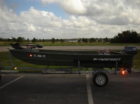 1448 Jon Boat For Sale by Alumacraft 1448 Jon Boats For Sale