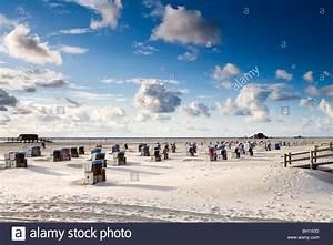 St Peter Ording Beach Hotel : beach chairs on the beach st peter ording eiderstedt peninsula stock photo 27701869 alamy ~ Orissabook.com Haus und Dekorationen