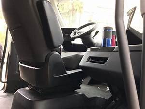 Tesla Semi cockpit details revealed in clearest interior pictures yet