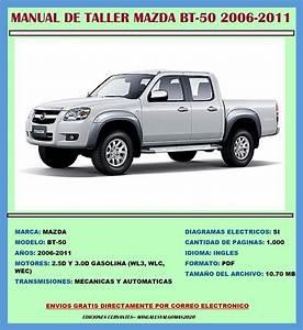 Manual De Taller Reparaci U00f3n Diagrama Mazda Bt