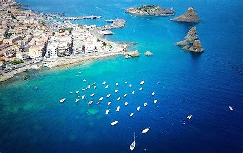 Catania – Acitrezza (half day)   Sicily Sailing Experience