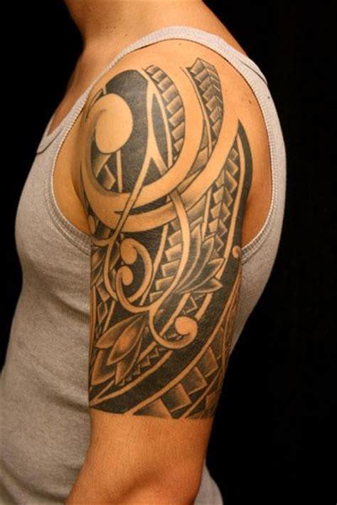 Maori Arm Tattoo Busbones
