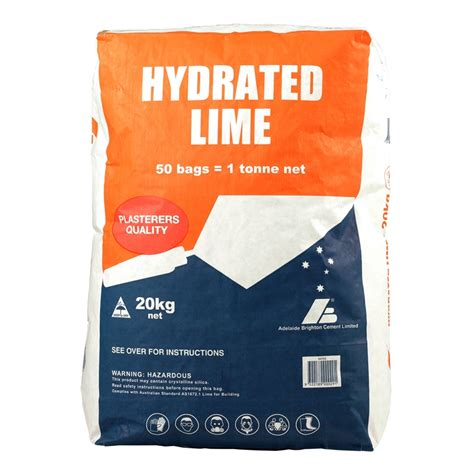 hydrated lime lb   lb bags farmers association