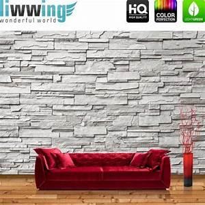 Steinwand Tapete 3d : pin von silke schippmann auf waaant wall grey wall decor und grey walls ~ Eleganceandgraceweddings.com Haus und Dekorationen