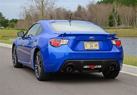 Brz Rear Wheel Drive by 2014 Subaru Brz Limited 6 Speed Manual Spin