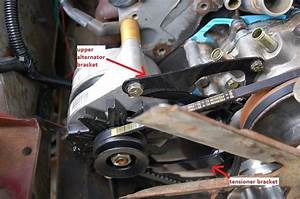 How Do You Mount The Alternator And P  S Pump On A 302