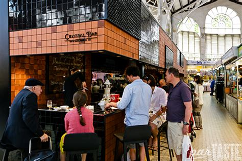 central bar  ricard camarena restaurants  markets