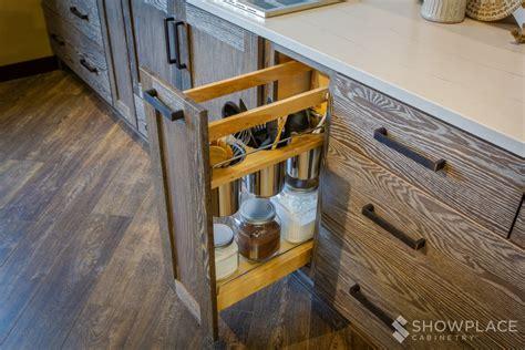 kitchen organization ideas showplace cabinetry
