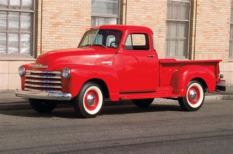 1953 Chevrolet Truck by This 1953 Chevy Five Window Truck Combines Classic With