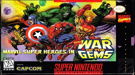 marvel super heroes war   gems walkthrough complete