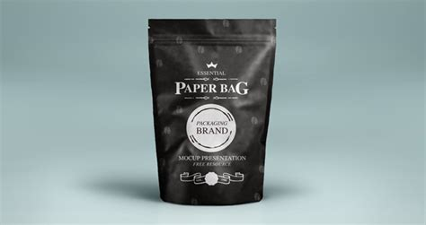 Three different paper psd stand up pouch mockup to let you display any branding designs. Psd Paper Bag Mock-Up Template Vol2 | Psd Mock Up ...