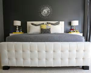 Dark Grey Bedroom Paint Color