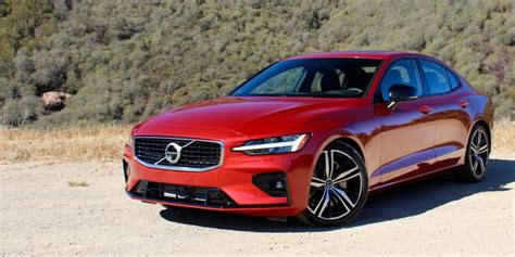 Volvo S60 2019 by Drive 2019 Volvo S60 V60 Driving