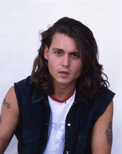 10 Most Amazing WTF Johnny Depp Haircuts