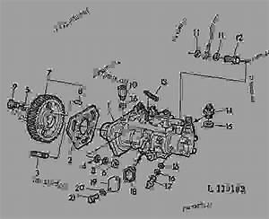 John Deere 1020 Brake Diagram