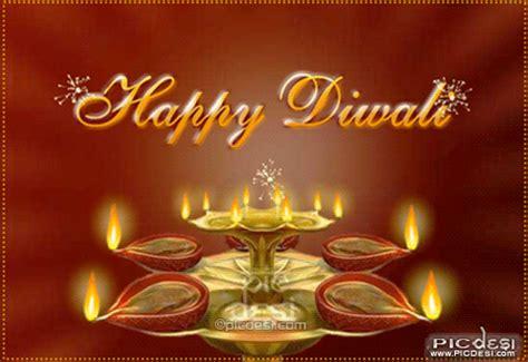happy diwali diyas picdesicom