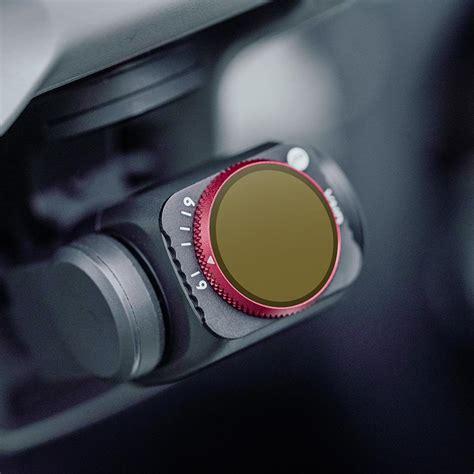 mavic air  variable  filter    stop    stop pgytech