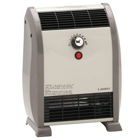 Lasko Floor Fan Wattage by Lasko 1500 Watt Convection Automatic Air Flow Electric