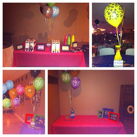 party decor party ideas  birthday parties