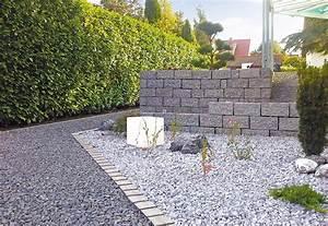Mauer Im Garten : g tz gbr garten und landschaftsbau mauern im garten ~ Michelbontemps.com Haus und Dekorationen