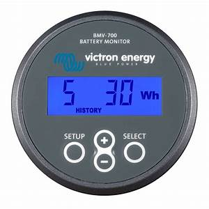 Victron Bmv702 Dual Battery Monitor For Your 4wd  Caravan