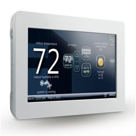 lennox icomfort wi fi review  wifi thermostat