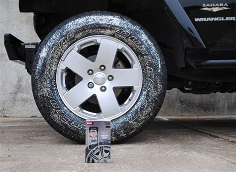 Black Magic Tire Color Is Inexpensive Car Bling
