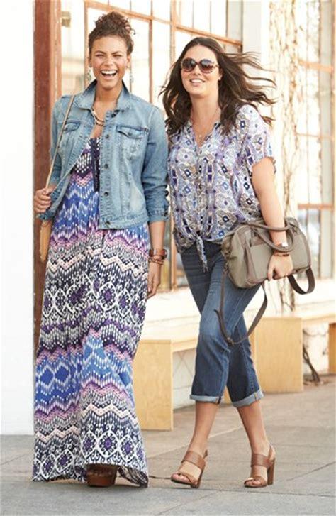 maxi dress  jean jacket   wear