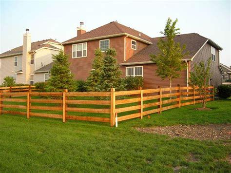 Post, Rail Fence, Rail Fence