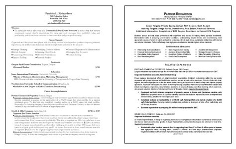 Ba Resume by Business Analyst Resume Exle