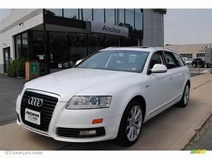 Audi A6 2010 : 2010 ibis white audi a6 3 0 tfsi quattro avant 68367130 car color galleries ~ Melissatoandfro.com Idées de Décoration