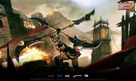 dungeon si e dynasty warriors unleashed dynasty warriors unleashed
