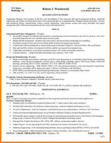 resume for engineering manager position 7 resume engineering manager bid template