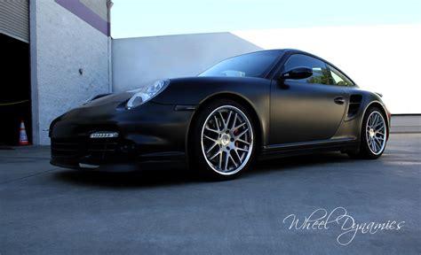 porsche turbo wheels black porsche 997 turbo matte black new shoes r 66 19