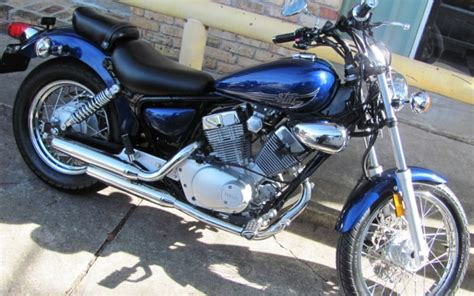 2013 Yamaha V Star 250 Used Cruiser Street Bike