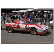 Simon Cars  Lancia Stratos