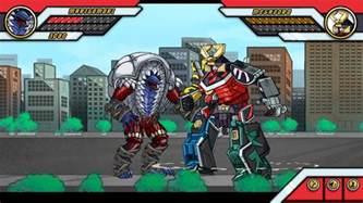 Power Rangers Games Samurai Forever