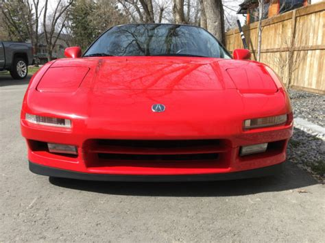 1991 acura nsx base coupe 2 door