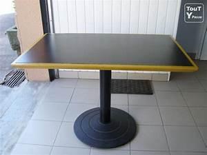 Table Et Chaise Bistrot : lot de table et chaises bistrot paray le monial 71600 ~ Teatrodelosmanantiales.com Idées de Décoration