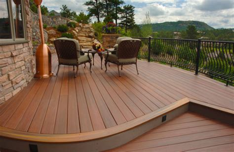 Trex Waterproof Decking
