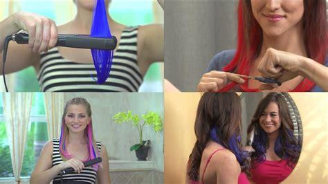 secret extensions colors new demi lovato secret color hair extensions